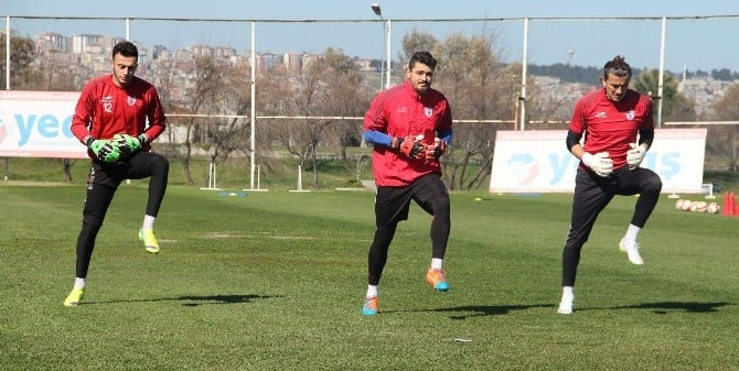 """Altın: """"Dersimiz Adanaspor"""""""