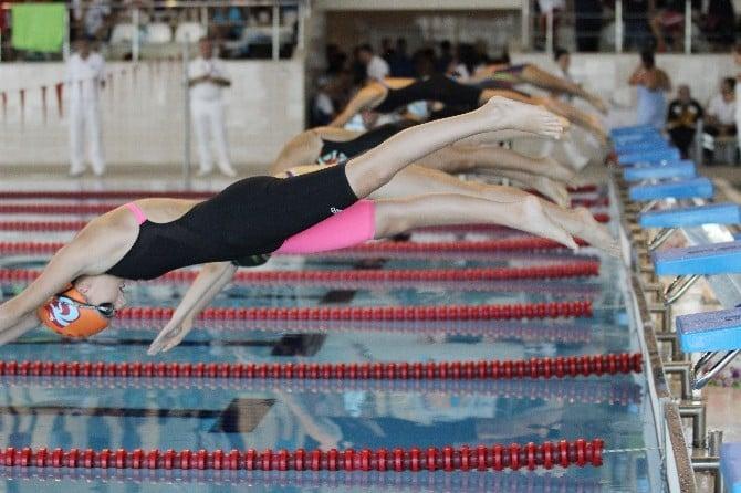 Anadolu Kupası Türkiye Yüzme Şampiyonası Başladı