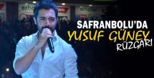 Safranbolu'da Yusuf Güney rüzgarı
