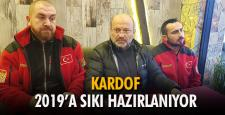 KARDOFF 2019'a sıkı hazırlanıyor