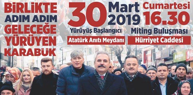 AK PARTİ'NİN FİNAL MİTİNGİ
