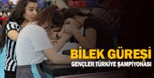 Bilek Güreşi Gençler Türkiye Şampiyonası yoğun katılımla başladı