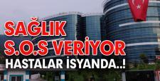 KARABÜK'TE SAĞLIK S.O.S VERİYOR