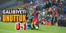 TFF 2. Lig: Kardemir Karabükspor: 0 – Etimesgut Belediyespor: 1