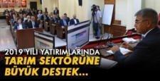 Karabük'te 191 proje için 204 milyon lira harcandı
