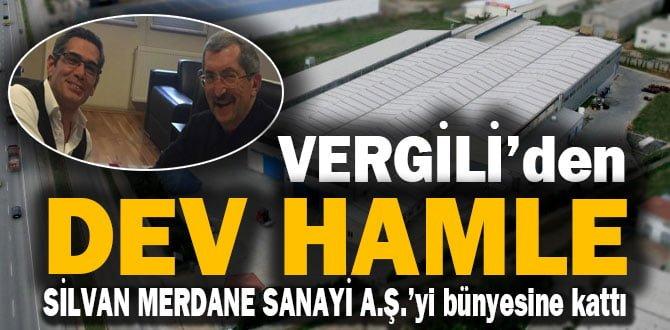 Türkiye'nin marka firması Vergili Grupla birleşti