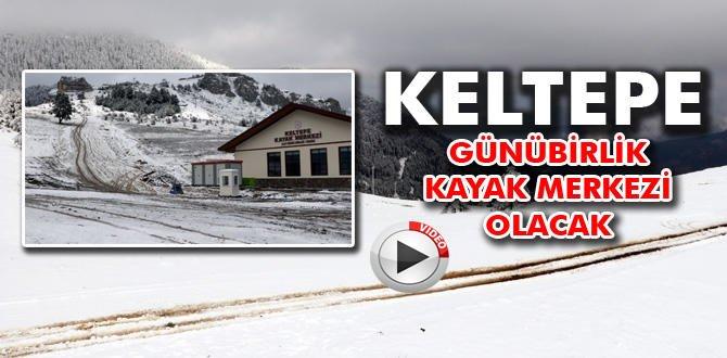 Karabük Keltepe Kayak Merkezi günübirlik kayak turizmine açılacak